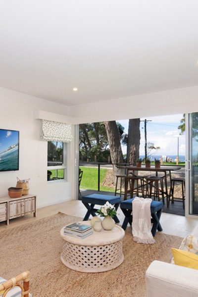 TheBeachJervisBay Luxurious Huskisson Accommodation -Apartment GA/1 Living Space
